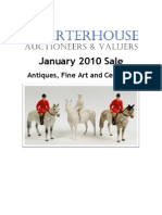 2010 January Catalogue Estimates