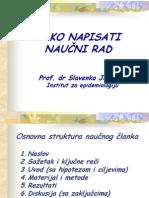 Kako Napisati Sazetak, Uvod, Ciljeve, Metod, Rezultate, Diskusiju n Rada (1)