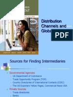 Global Distribution Decisons