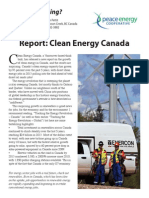 Watt's#49 Report CleanEnergyCanada