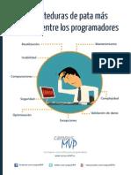 10Errores Comunes Entre Programadores