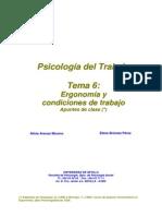 Tema 6. Ergonomia Texto