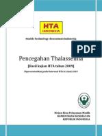 Pencegahan Thalassemia----
