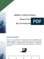 1.1. Clase - Conceptos de Red