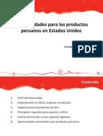 Oportunidades Para Los Productos Peruanos en EE.uu-2012