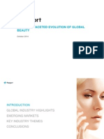 The Multifaceted Evolution of Global Beauty
