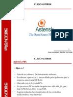 Asterisk central ip