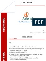 Asterisk central ip