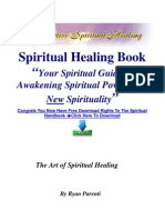 Spiritual Healing Book - Spiritual Guide to Awakening Spiritual Power With New Spirituality