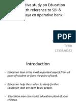 education loan blackbook ppt