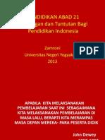 1. Pendidikan Abad 21-2013