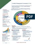 CMA Flyer