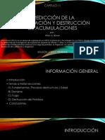 La predicción de Preservación y Destrucción de acumulaciones [Autoguardado].pptx