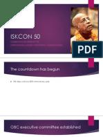 ISKCON 50 - Overview (1)