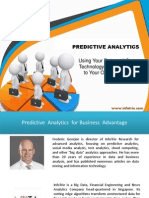 Predictive Analytics for Business Advantage