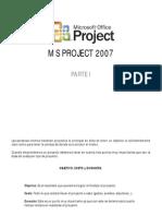 MS PROJECT 2007 U-1