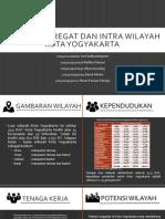 Analisis Agregat dan Intrawilayah Kota Yogyakarta