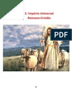 3. Império Universal Romano-Cristão