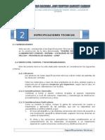 2.ESPECIFICACIONES TECNICAS