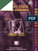 Guitar Arpeggio Studies on Jazz Standards_Mimi-Fox