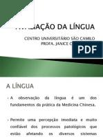 Breve Avaliação da Língua - MTC