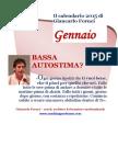 Il calendario 2015 di Giancarlo Fornei - GENNAIO