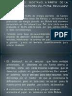 OBTENCION  DEL  BIOETANOL A PARTIR  DE LA CELULOSA.pptx