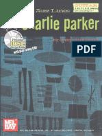 Essential Jazz Lines Charlie Parker Guitar Edition