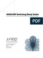 JNCIS-EnT Switching Study Guide
