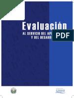 Evaluacion Al Servicio Del Aprendizaje