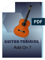 Guitar training 7