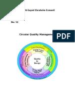Circular Quality Management