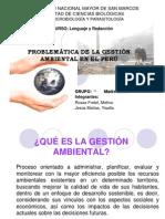 problematicadelagestionambientalenelper-100627151511-phpapp01.pptx
