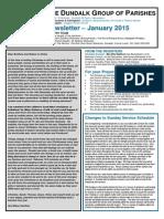 Dundalk Group of Parishes Newsletter January 2015