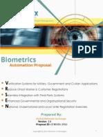 Biometricsproposalenglish 13515517797085 Phpapp01 121029180618 Phpapp01