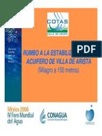Foro Mundial Del Agua Adecuadion Slp2