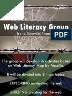 Web Literacy Group IST