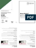 Brace Relief Pocket Kit