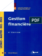 manuel et applications de gestion financiere