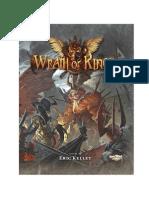 Wrath of Kings - Novel