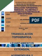 104841986 Triangulacion Agrimensaura y Volumetria