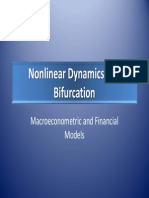 Nonlinear Dynamics and Bifurcation - Macroeconometric and Financial Models - Lisbon ppt pdf.pdf