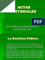Actas Notariales-Jorge Luis Gonzales Loli
