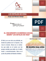 Estilo de Vida en El Peru 2014