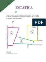 ESTÁTICA CENTRO DE GRAVEDAD CINEMÁTICA EJERCICIOS RESUELTOS.docx