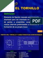 Tornillo, Tuerca y Esparrago
