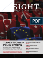 Insight Turkey, Summer 2014