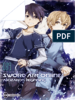 [T4DW] Sword Art Online Alicization Beginning - Capítulo 1 (v-normal)