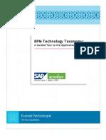 BPM Technology Taxonomy: