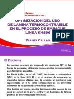 Py 01 Lindley Optimización Termoencogibles